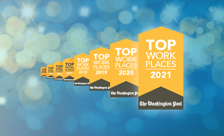 The Washington Post Names Markon Solutions a 2021 Top Workplace
