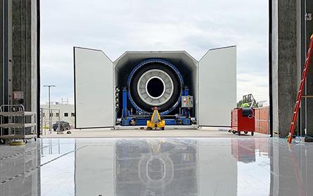Large Aerospace Device