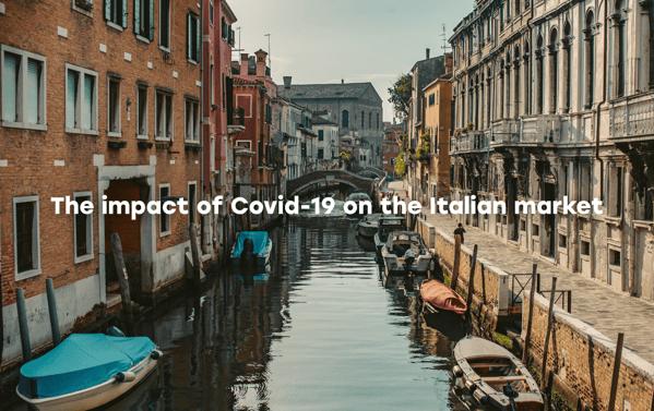 The impact of Covid-19 on the Italian hospitality market