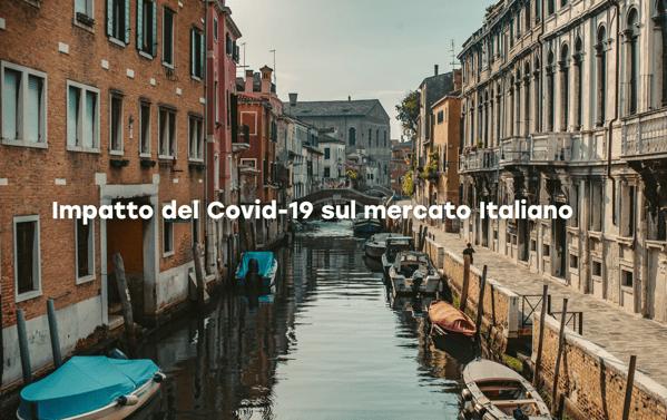 Impatto del Covid-19 sul mercato Italiano