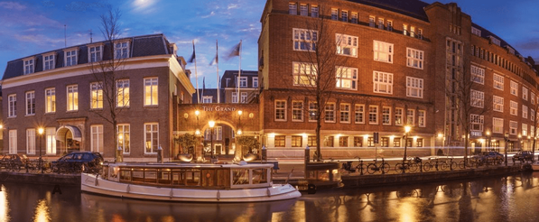 Sofitel Legend The Grand Amsterdam begins digital upselling journey