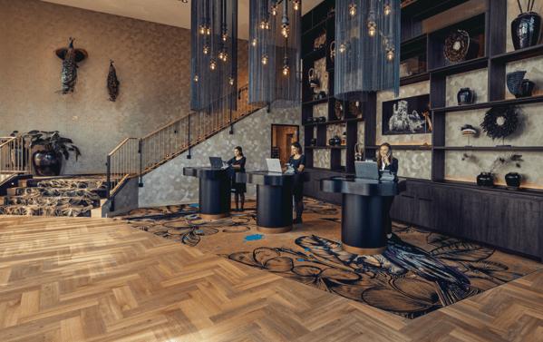 Applied upselling: Van der Valk on hotel guest satisfaction