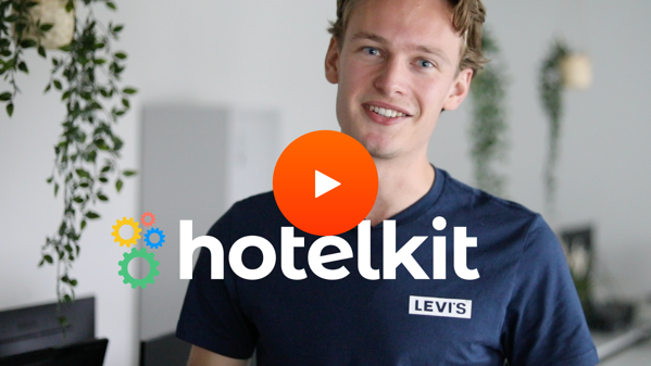Oaky + hotelkit integration: a simple hack to streamline operations
