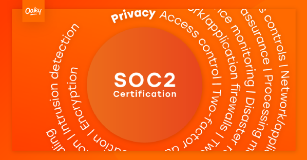 Oaky is SOC 2 Compliant