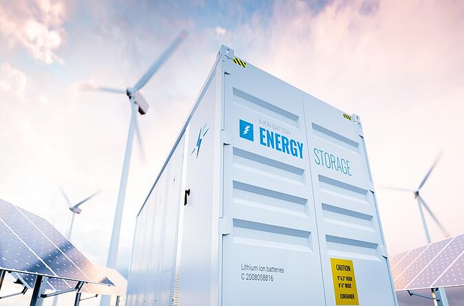 BESS Basics: Battery Energy Storage Systems for PV-Solar