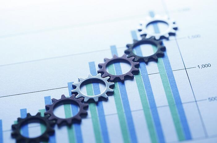reporting metrics concept