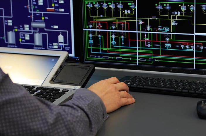 scada system control room