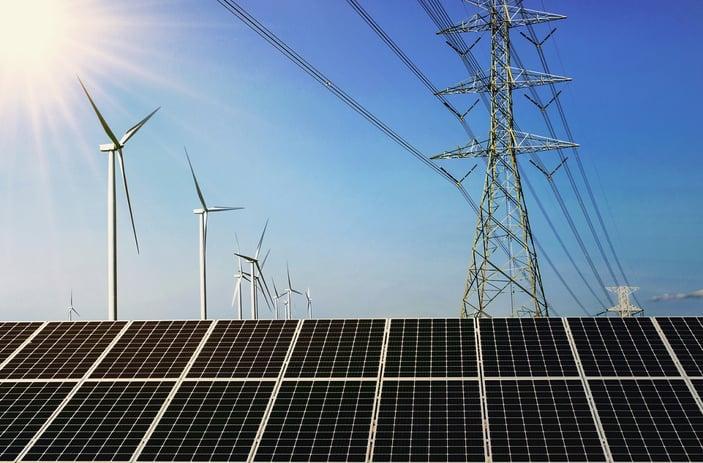 solar electrical grid