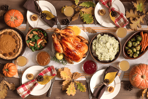 Celebrate Thanksgiving Safely: Stay Home to Reduce the Risk of COVID-19 Transmission