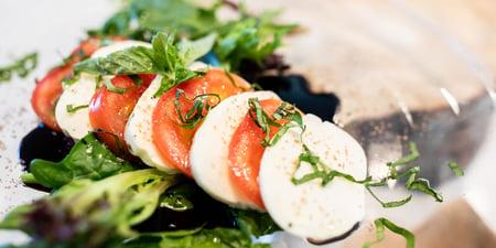 Redmond Smoked Salt Caprese Salad Recipe