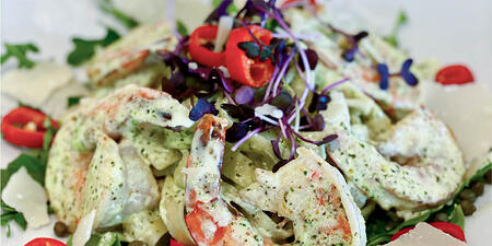 Redmond Real Salt shrimp salad recipe