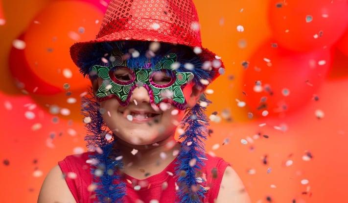 Jocs, activitats i manualitats de Carnaval per a nens i nenes