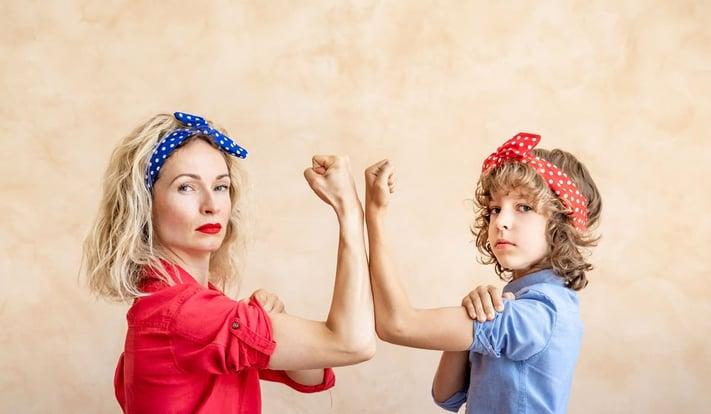 Activitats per explicar el Dia Internacional de la Dona a nens i nenes