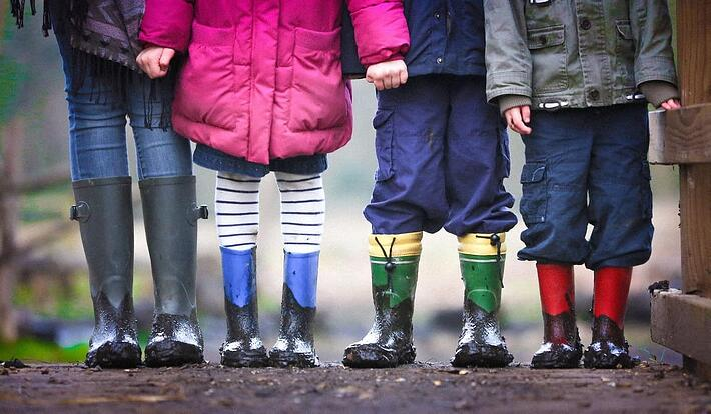 Les estacions de l'any en anglès per a nens i nenes