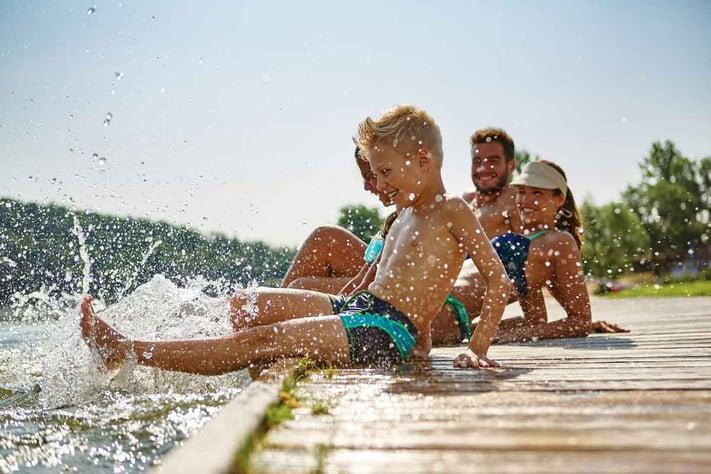 12 consejos para un verano seguro con niños
