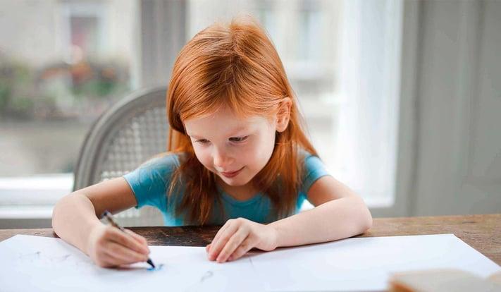 Consejos para que niños y niñas aprendan a escribir en inglés