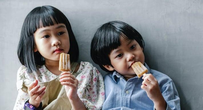 Recettes de glaces maison à faire avec les enfants