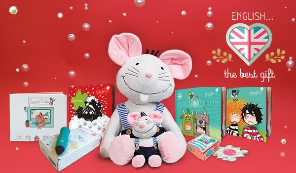 Idees de regals de Nadal 2020 perquè els nens aprenguin anglès