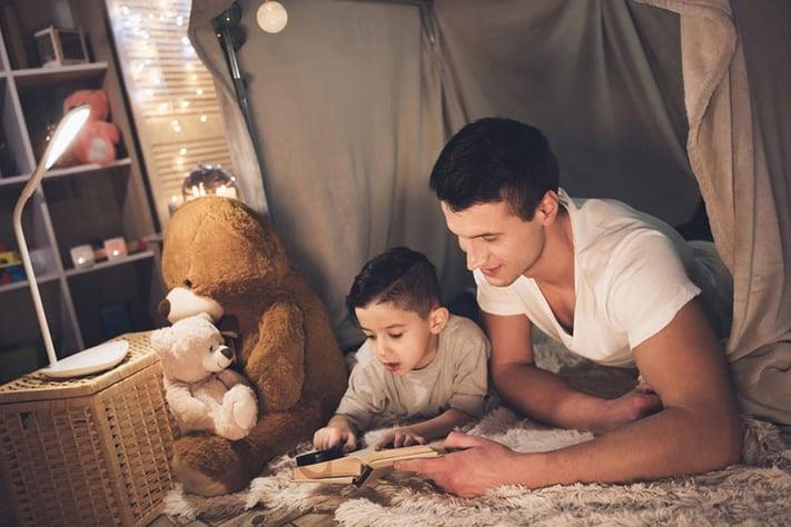 La importancia de fomentar la lectura en la infancia