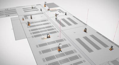 optimizar producción industrial con agvs