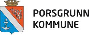 porsgrunn kommune logo