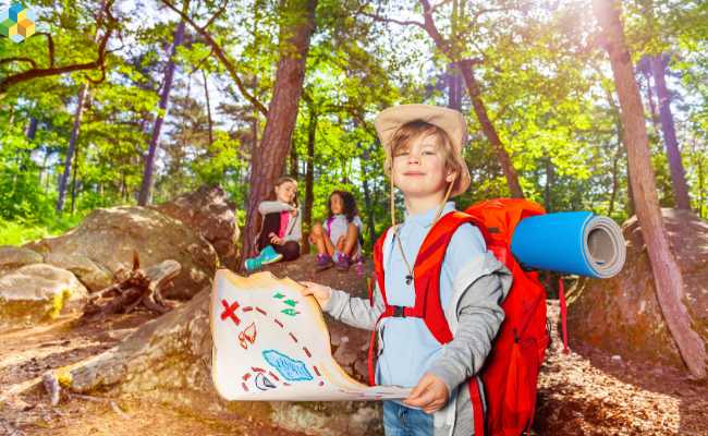 Calling all Treasure Hunters: Articulation and Language Scavenger Hunt Activity