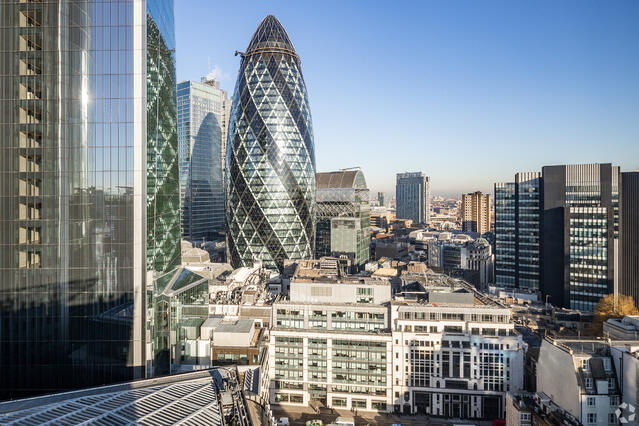 Office leasing guide: City of London