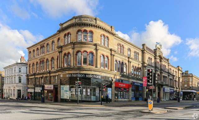 Office leasing guide: Huddersfield