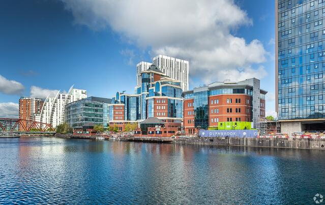 Office leasing guide: Salford