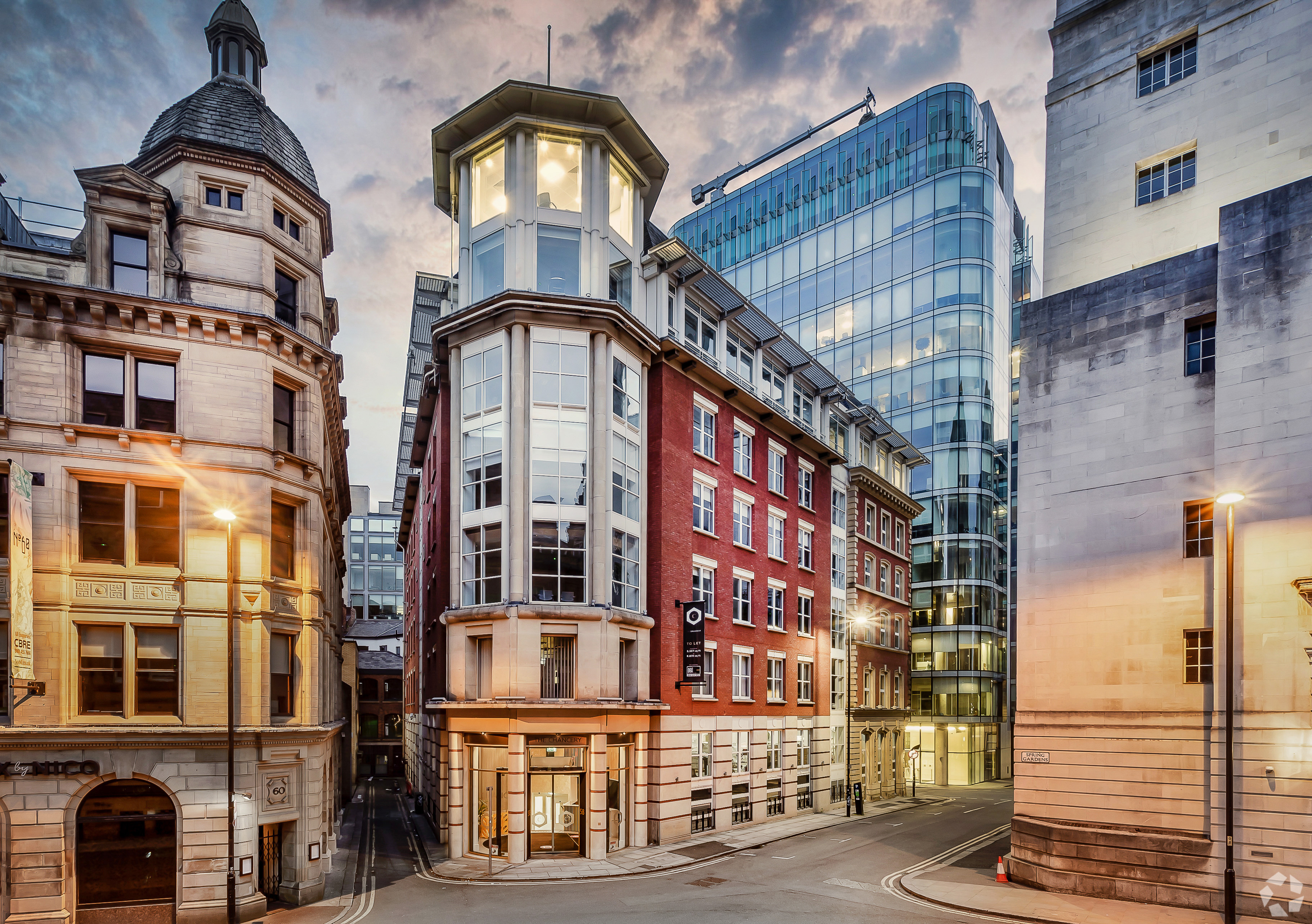 Office leasing guide – Manchester