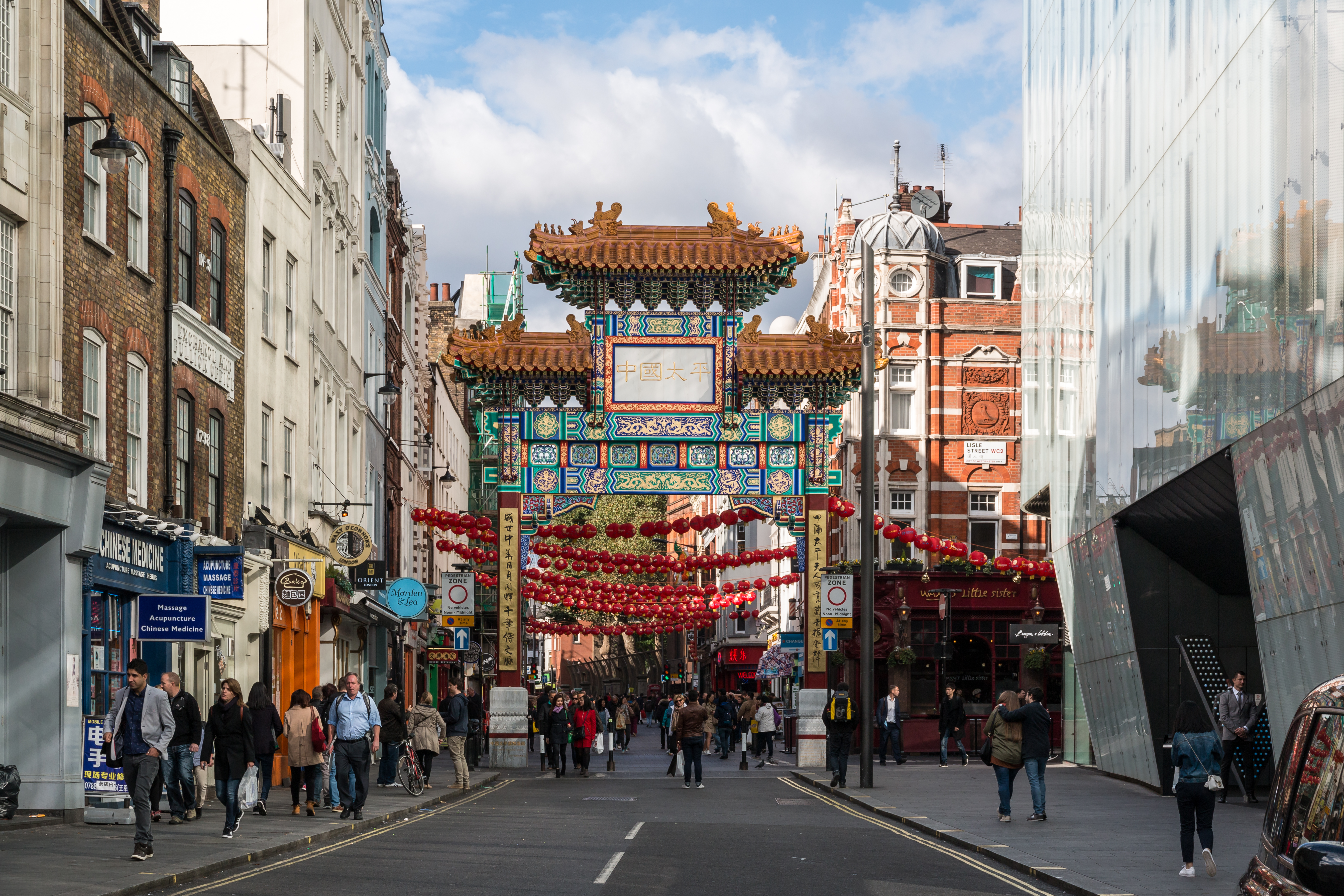 Commercial property area guide: Chinatown