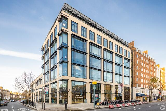Office leasing guide: Hammersmith