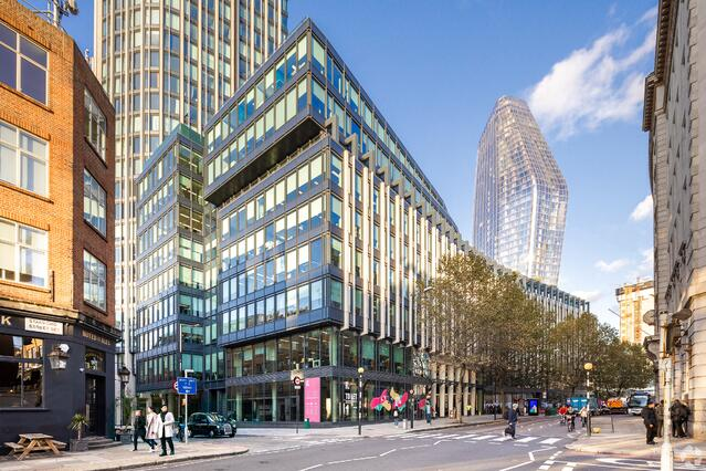 Office leasing guide: Southbank, London