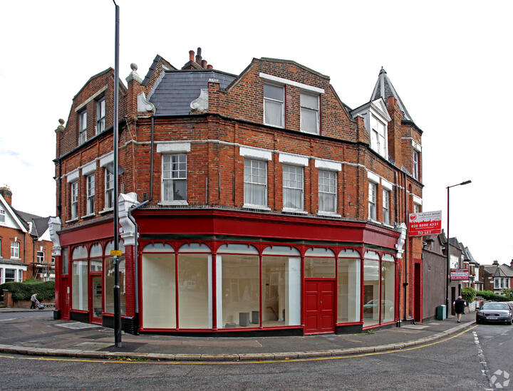 Commercial property area guide: Crouch End