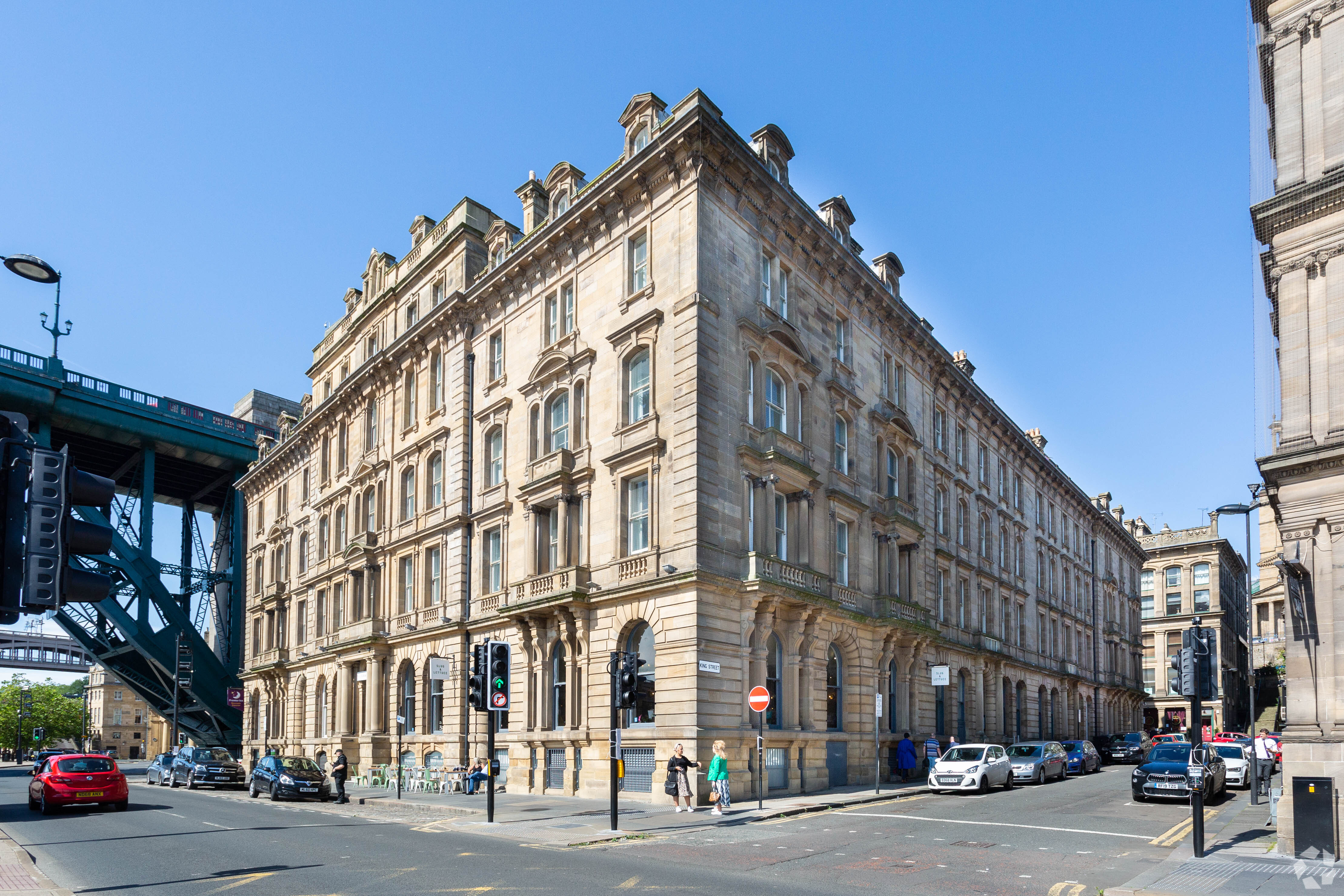 Office leasing guide: Newcastle upon Tyne