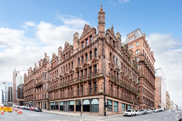 Office leasing guide: Glasgow