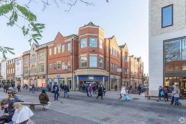 Office leasing guide: Oxford