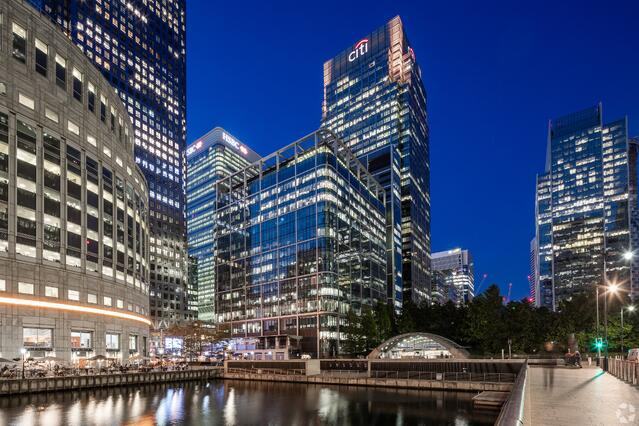 Office leasing guide: Canary Wharf