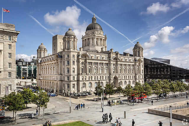 Serviced and Flexible Office Guide: Liverpool