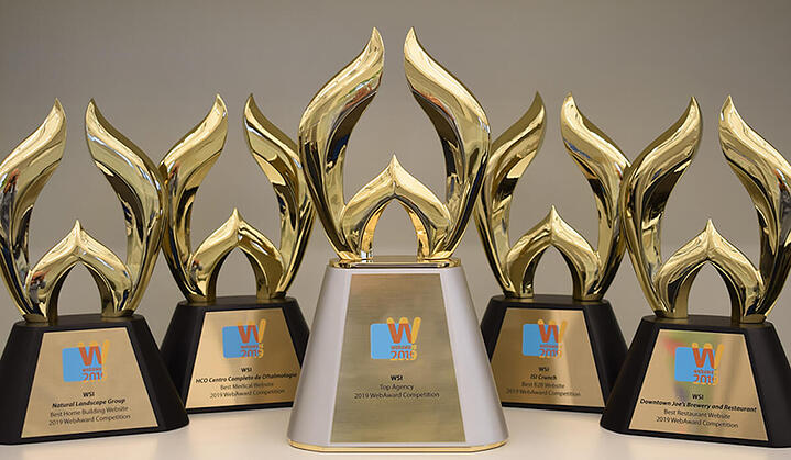WSI : 14 Trophées Digital Marketing et Meilleure Agence 2019