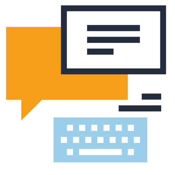 Internal Communications Icon