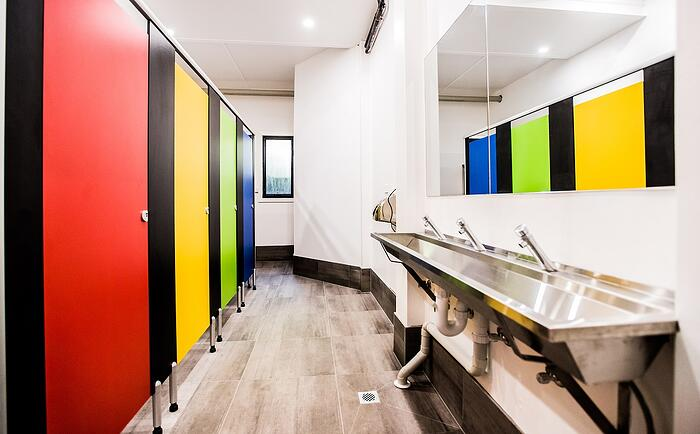 Pre-school Bathroom