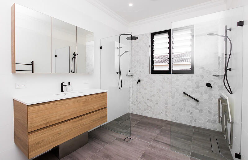 Small Bathroom Modifications To Make Restricted Mobility Easier