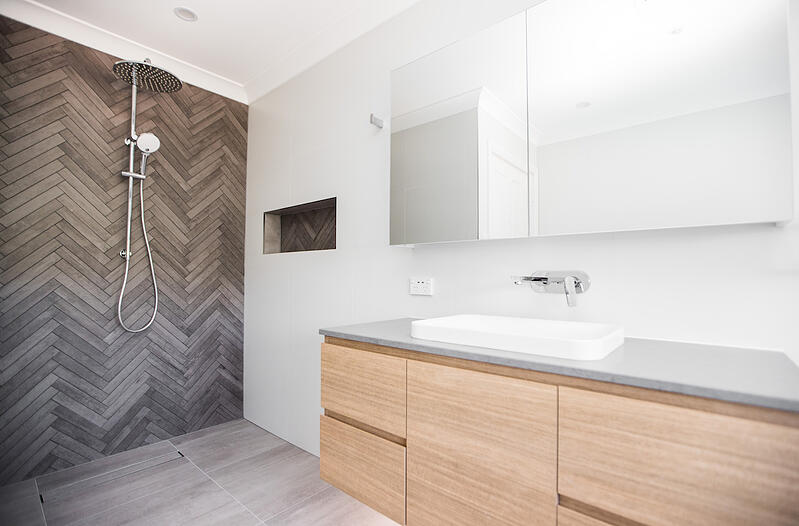 Easy Ways To Add Colour Into Your NDIS Approved Bathroom