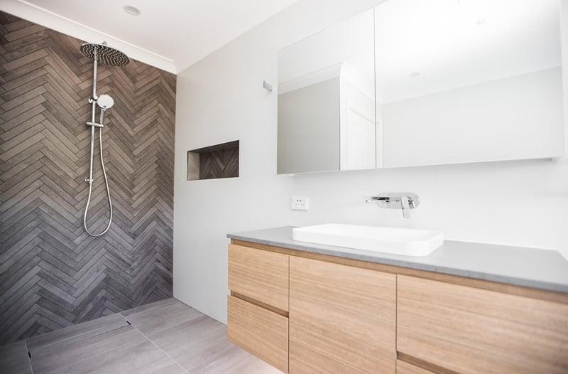 Accessible Bathroom Renovation