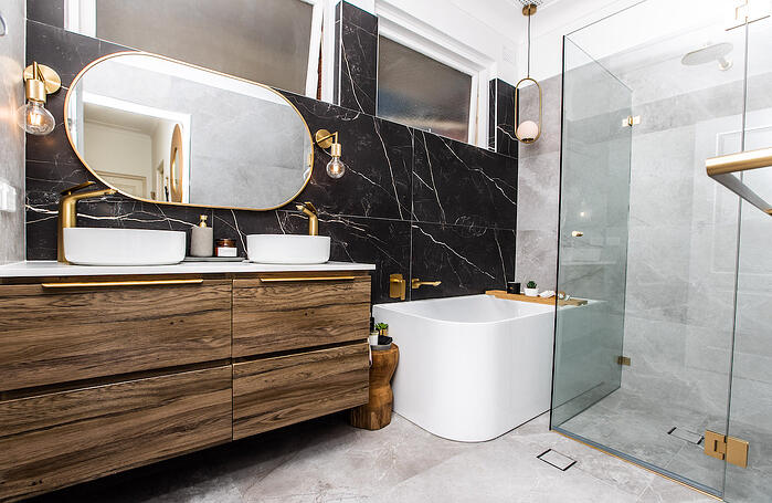 How To Make The Most Of The Space In Your Bathroom - Crystal Bathrooms