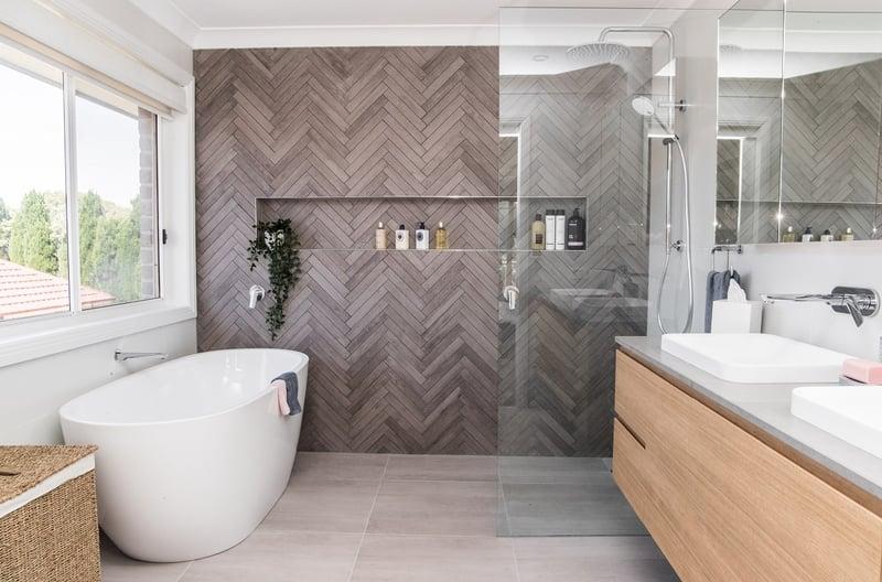 Open Plan Bathroom - Crystal Bathrooms