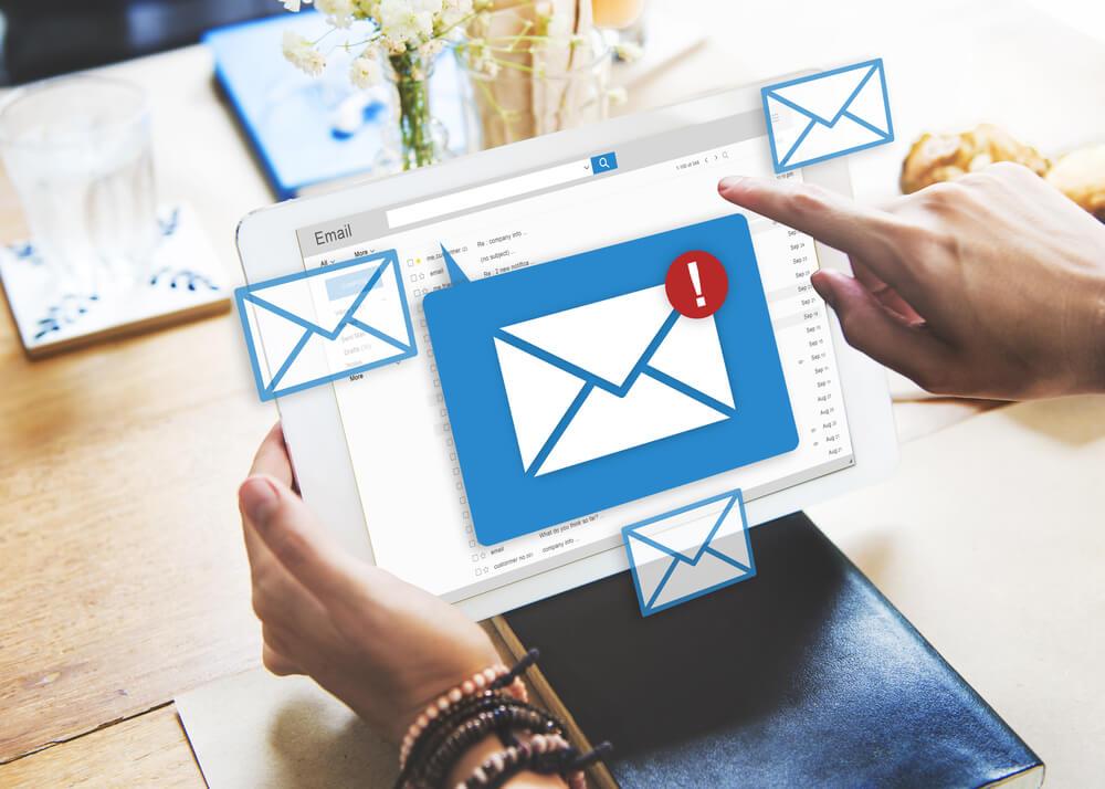 envío mailings