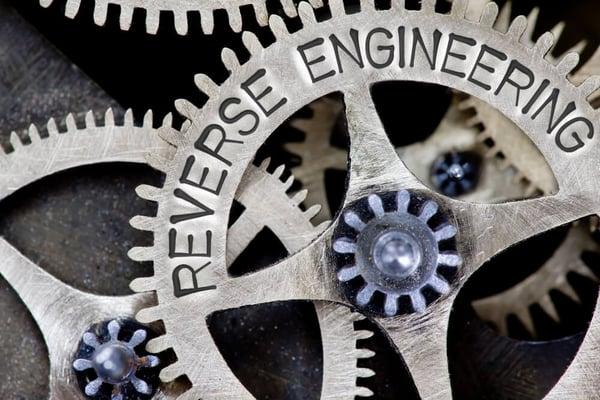 ingeniería inversa en twitter