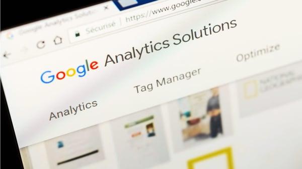 como usar google analytics para encontrar contenidos campeones